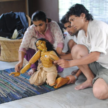 Photo Gallery: Rickshaw Theatre Project - Katkatha Workshop
