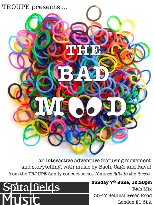 The Bad Mood Flyer