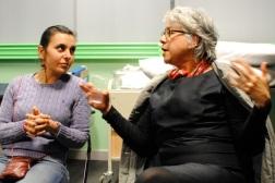 British-Arab culture today: Producer and performer Alia Alzougbi, Malu Halasa
