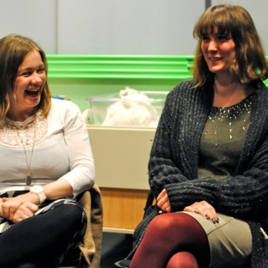 Cast and Creative Team Q&A: Director Lois Jeary and designer Fi Russell