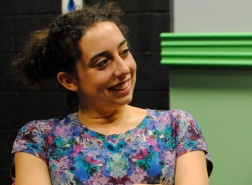 Cast and Creative Team Q&A: Actor Nadia Shash