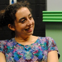 Cast and Creative Team Q&A: Actor Nadia Shash