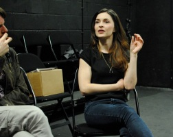 Cast and Creative Team Q&A: Actor Georgina Blackledge