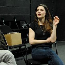 Cast and Creative Team Q&A: Actor Georgina Blackledge
