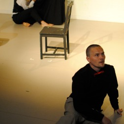 Ali Yalgin: Mask-Edvard Munch