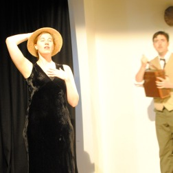 "Nick Humphrey: Scenes from ""Mrs Dalloway"""